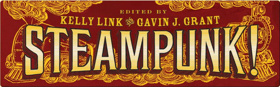 Steampunk! Home Page Header - Trains