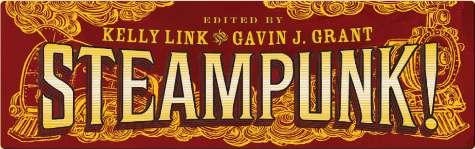 Steampunk! Home Page Header - Trains
